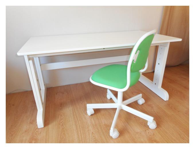 Kirjutuslaud reguleeritav ja laste tool