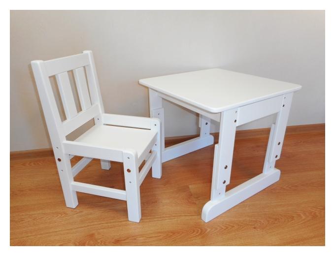 laste laud ja tool